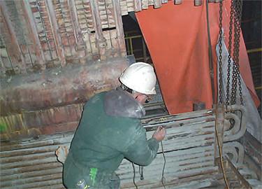 Boiler Inspection Diamond Technical Services